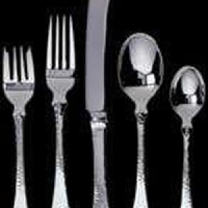 Flatware I was selling on my old site. I've decided to keep the set for myself. Great for a Vampire or Medieval themed dinner.
