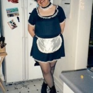 Me on Halloween probably about 7 years ago