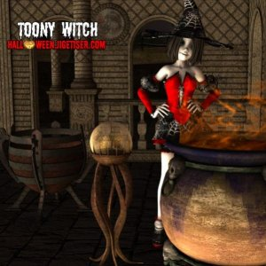 Toony Witch