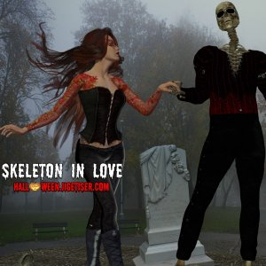Skeleton in Love