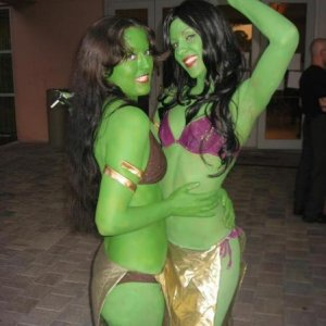 Orion slave girls - TOS
