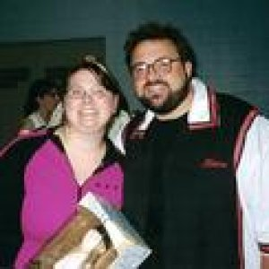me and Kevin Smith