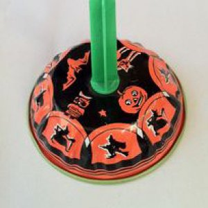 tintoy1 1960s litho tin toy noise maker (this is not an actual pic of the ones I received, but this is the exact same)
