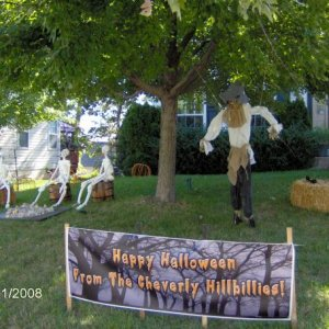 Front Yard 2008