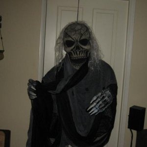 My 13ft Ghoul.