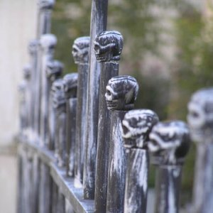 Fence Finials