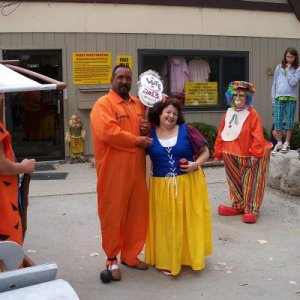 Kwami Kilpatrick (ex-Detroit mayor) and Snow White?