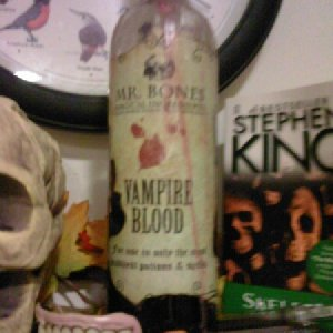vampire bloodBOTTLE