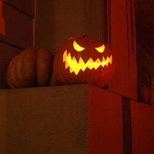 What would a Haunt be without jack-o-lanterns?!