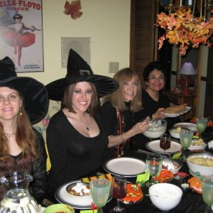 some of the witches