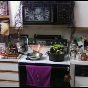 Witch Kitchen