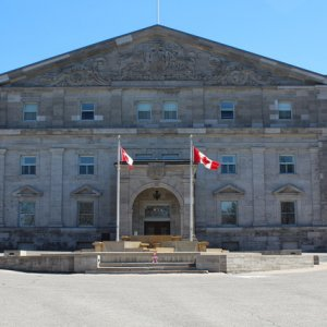 Visiting Rideau Hall