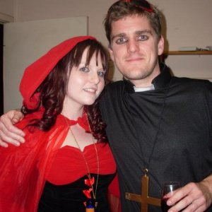 Red Riding Hood and Priest