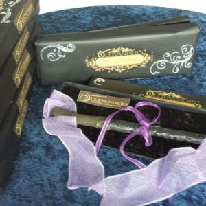 Created wand boxes for all the wands ....