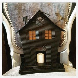 Haunted Tin House By Illuminations x