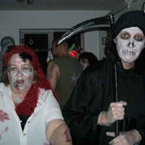 Zombie and DEATH