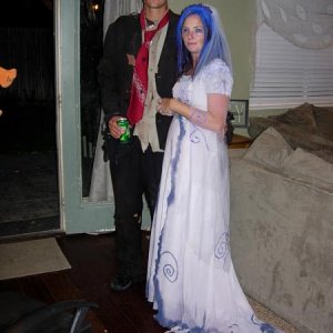corpse bride and dead hubby
