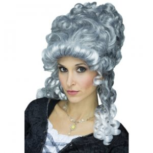 BuyCostumes, 2015. Ghostly wig.