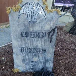 Hand made Tombstone