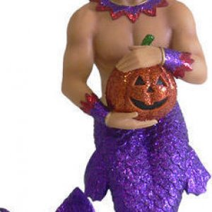 Jack O Lantern merman This one looks like me.
