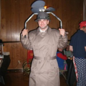 Best Male: inspector gadget