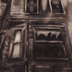 Upon The Horror House Graphite