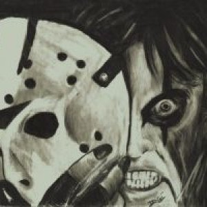 Alice Cooper Man Behind The Mask Graphite