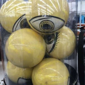 ROSS DRESS FOR LESS, 2016.   Ross' version of the GR eyeballs. Think they are paper mache. 8.99
