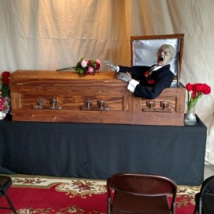 funeral concept