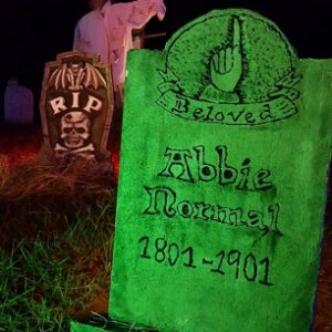 Our dearly beloved Abbie!