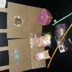 party bags for the kids