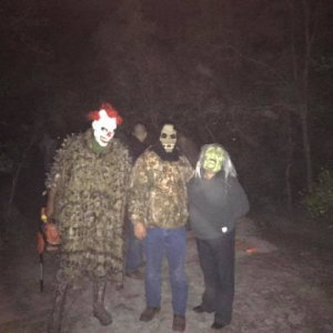 haunted trail 2016
