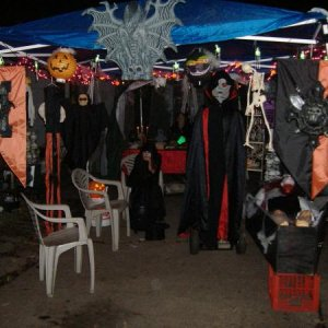 Witch tent   2009