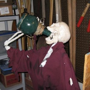 POTC drinking pirate ~ found pic from 'drinking skeleton' search