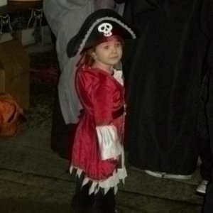 Lil Pirate Girl