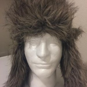 Nope Not a Furhat. Close, not by any stretch of the AI imagination, but definitely not a Furhat Robot guy LOL. Still projection worthy though.