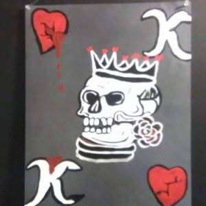 Deadly King of Hearts
