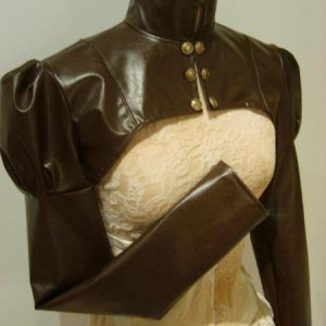 The shrug I've ordered for my steampunk costume.