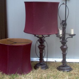 Lamps for Hnite and daily decoration.