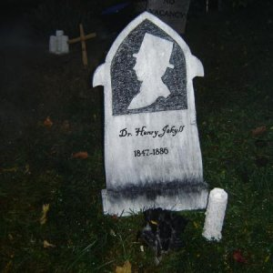New Tombstone for 2009