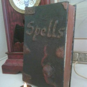 Most  awesome spell book! so detailed!