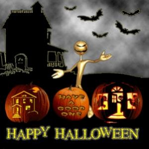 Happy Halloween Night
