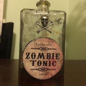 Witches Apothecary-Zombie Tonic