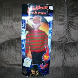Talking Freddy that I got from Spencer's some years ago.He was on sale for $20.00.