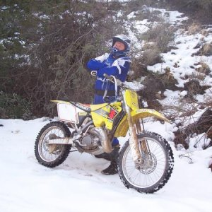 Mike Snow MX 2 2010