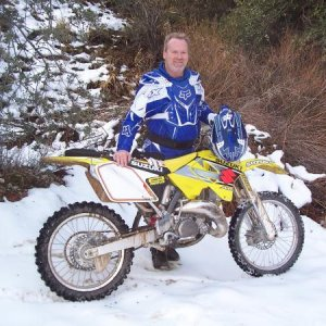 Mike Snow MX 2010