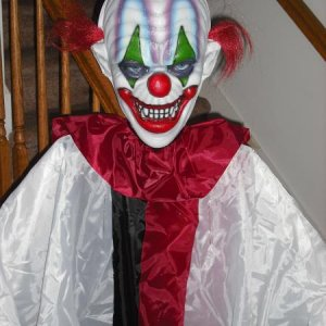 Remember... Clowns are Scary!!!