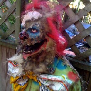 Scarecrow clown2