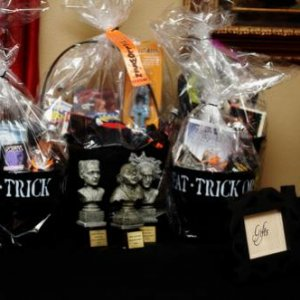 Gift Baskets and Trophies