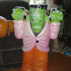 Blowmold Frankenstein